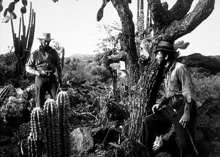 """The Treasure of the Sierra Madre"" Tim Holt and Humphrey Bogart 1948 Warner Bros."