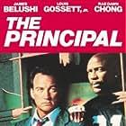 Jim Belushi and Louis Gossett Jr. in The Principal (1987)