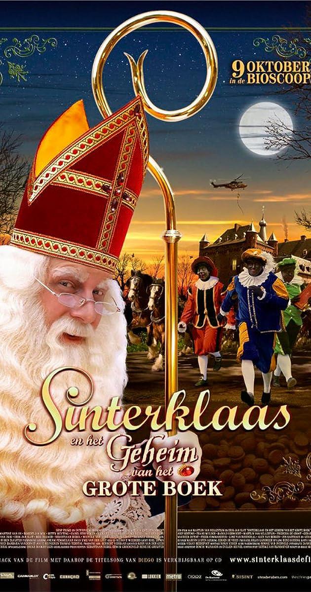 Sinterklaas En Het Geheim Van Het Grote Boek 2008 Imdb
