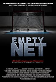 Empty Net - USA Sled Hockey's Journey of Redemption Poster