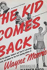 Wayne Morris in The Kid Comes Back (1938)