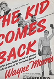 The Kid Comes Back Poster