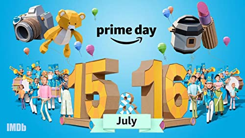 Prime Day is Here