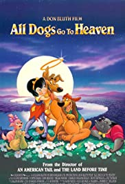 All Dogs Go to Heaven (1989) Poster - Movie Forum, Cast, Reviews