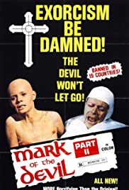 Mark of the Devil Part II Poster