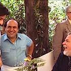 Danny DeVito, David Jablin, and Bernie Brillstein in The Ratings Game (1984)