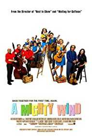 Parker Posey, Christopher Guest, Catherine O'Hara, Paul Dooley, John Michael Higgins, Eugene Levy, Jane Lynch, Michael McKean, Christopher Moynihan, and Harry Shearer in A Mighty Wind (2003)