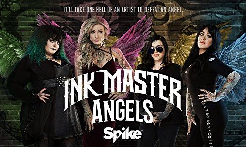 01cb3b659 Ink Master: Angels (TV Series 2017– ) - IMDb