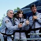 """Airwolf"" Ernest Borgnine, Jean Bruce Scott, Jan Michael Vincent"