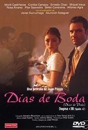 Días de boda Poster