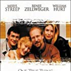 Renée Zellweger, William Hurt, Meryl Streep, and Tom Everett Scott in One True Thing (1998)