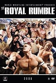 WWE Royal Rumble(2008) Poster - TV Show Forum, Cast, Reviews