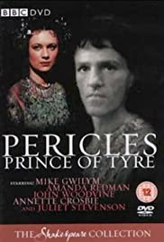 Pericles, Prince of Tyre Poster