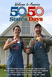 Welcome to America: 50 States 50 Days Poster