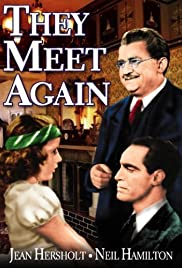 They Meet Again Poster