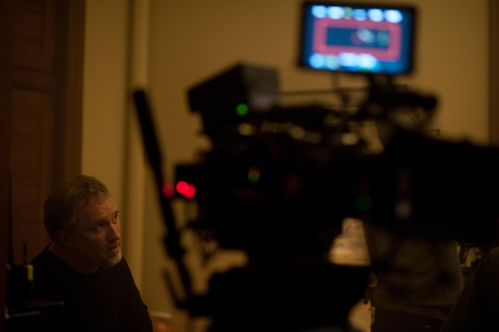 David Fincher in The Social Network (2010)