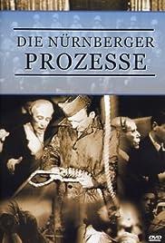 Die Chronik des Nürnberger Prozesses Poster