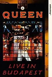 Queen: Hungarian Rhapsody - Live in Budapest '86 Poster