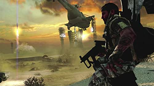 Call of Duty: Black Ops takes you deep behind enemy lines into the world of deniable operations as a member of an elite special forces unit engaging in covert warfare, classified operations, and explosive conflicts across the globe.