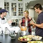 Katherine Heigl, Greg Berlanti, and Josh Duhamel in Life as We Know It (2010)