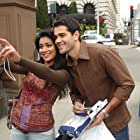 Jesse Metcalfe and Shriya Saran in The Other End of the Line (2007)