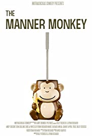 The Manner Monkey Poster