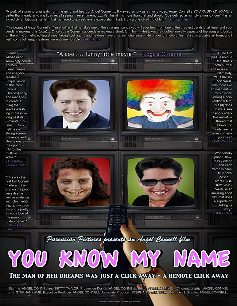 You Know My Name (1993)