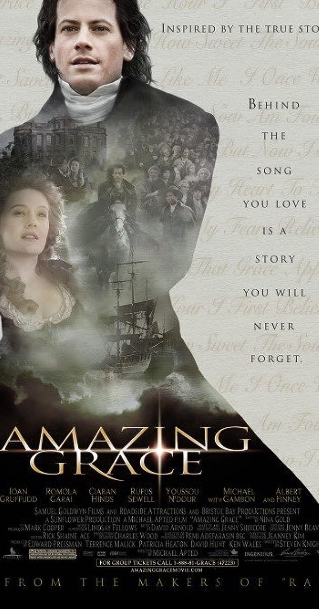Subtitle of Amazing Grace