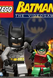 Lego Batman: The Videogame Poster