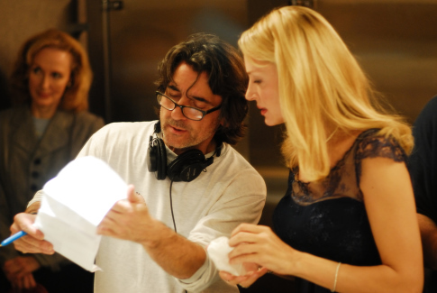 Uma Thurman and Griffin Dunne in The Accidental Husband (2008)