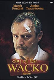 Day of the Wacko Poster