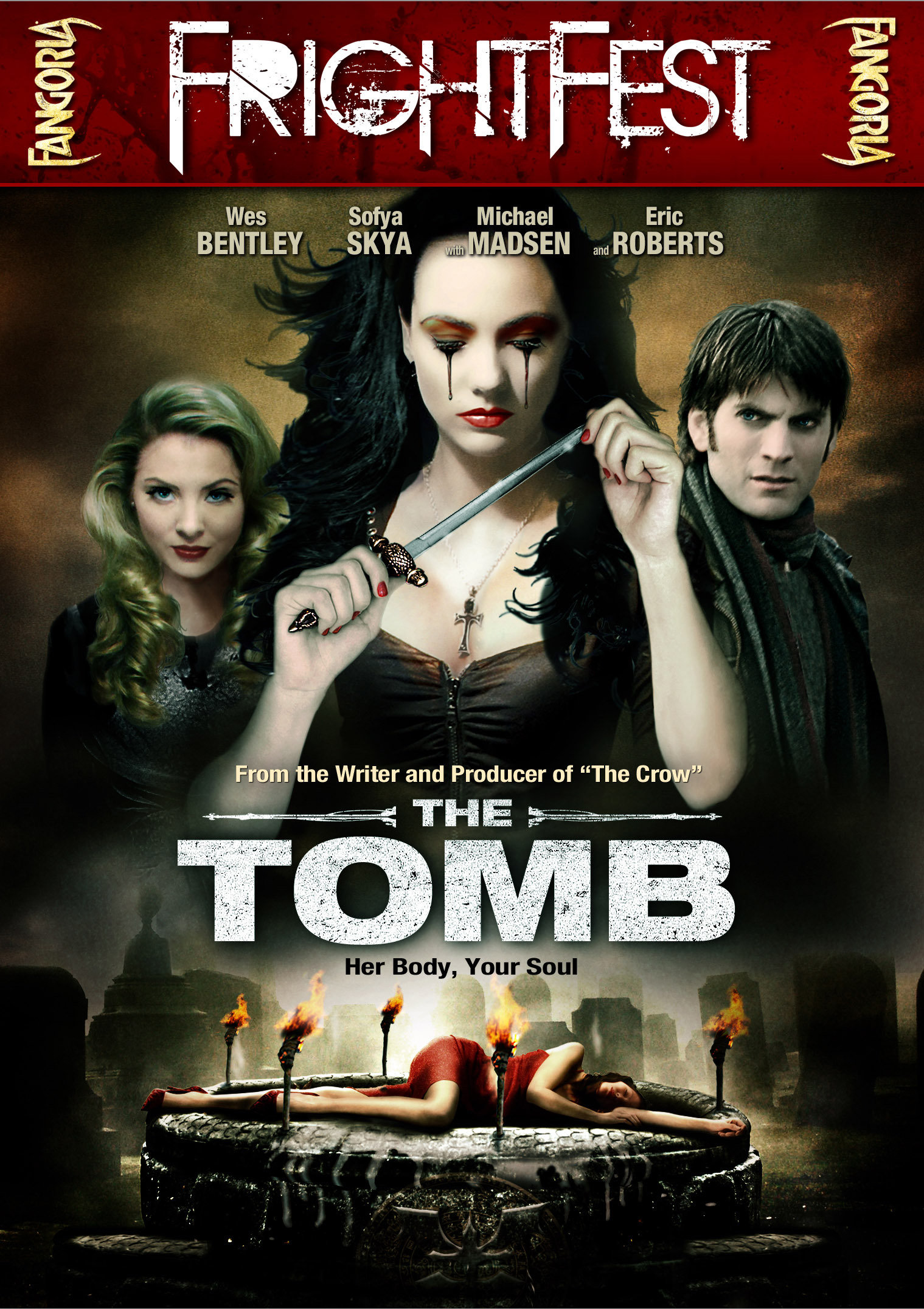 The Tomb (2004) Hindi Dubbed