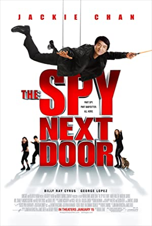 The Spy Next Door Full Movie in Hindi (2010) Download | 480p (325MB) | 720p (850MB)