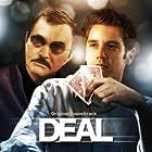 Burt Reynolds and Bret Harrison in Deal (2008)