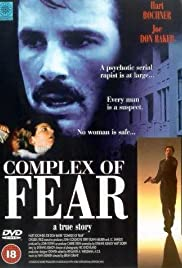 Complex of Fear (1993) starring Hart Bochner on DVD on DVD