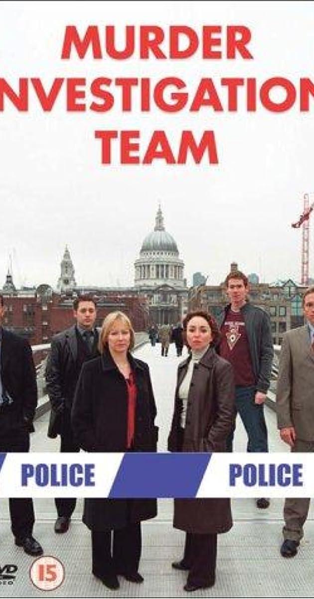 Mit Murder Investigation Team Tv Series 20032005 Full Cast