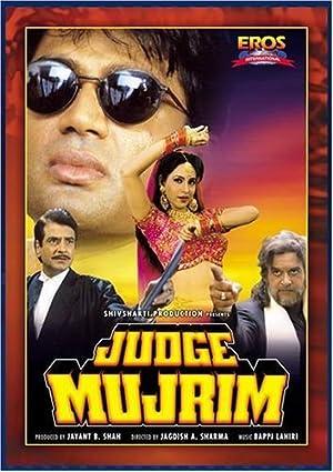 Jeetendra Judge Mujrim Movie