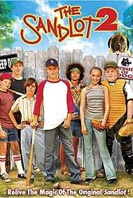 Brett Kelly, Max Lloyd-Jones, James Willson, and Samantha Burton in The Sandlot 2 (2005)