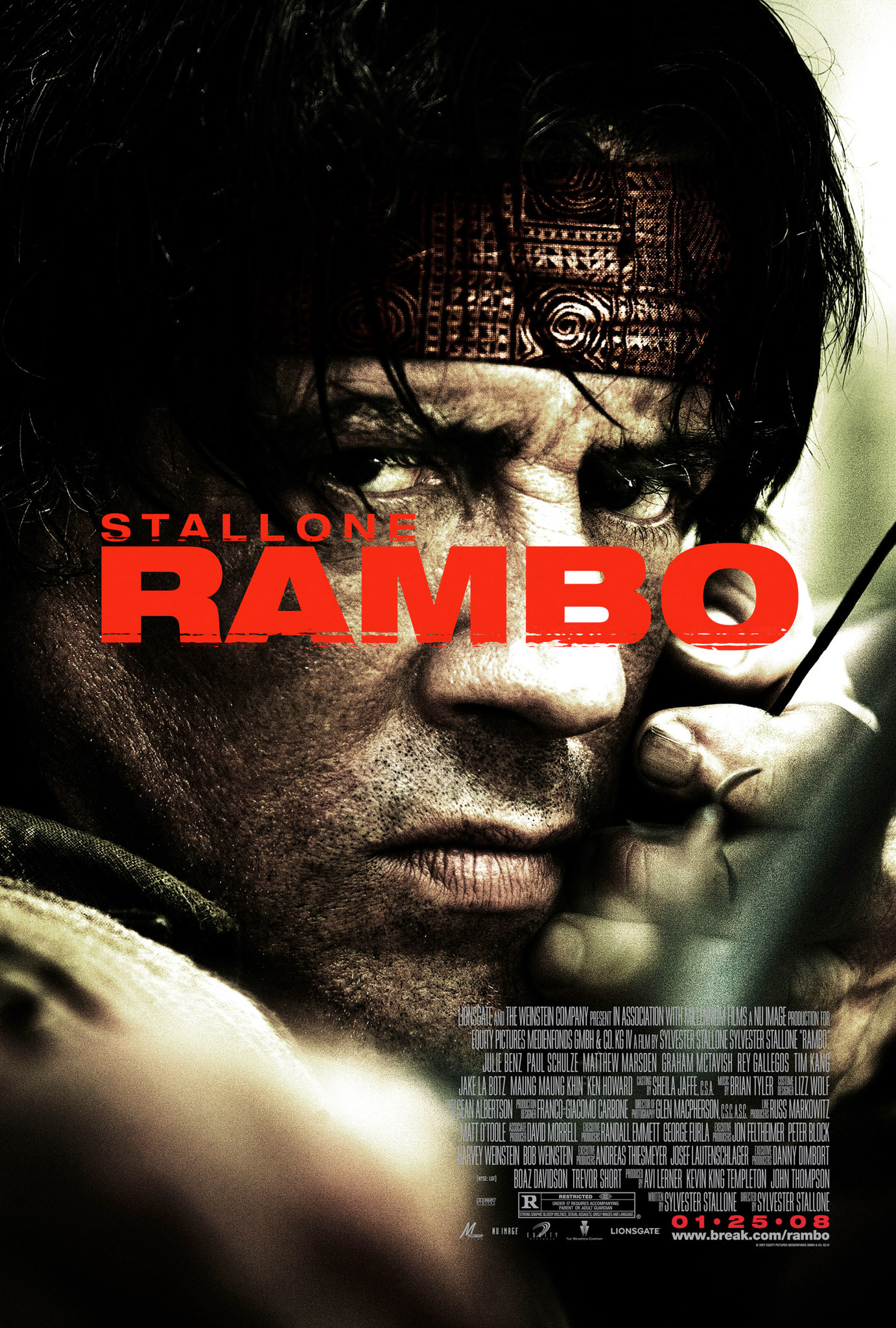 Rambo 1 final latino dating