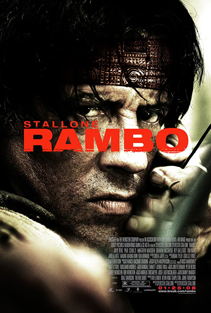 Rambo IV 2008 Hindi ORG Dual Audio 300MB BluRay ESub Download