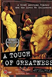 A Touch of Greatness Poster