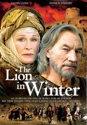 Glenn Close and Patrick Stewart in The Lion in Winter (2003)