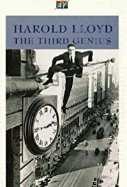 Harold Lloyd: The Third Genius Poster