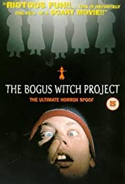 The Bogus Witch Project Poster