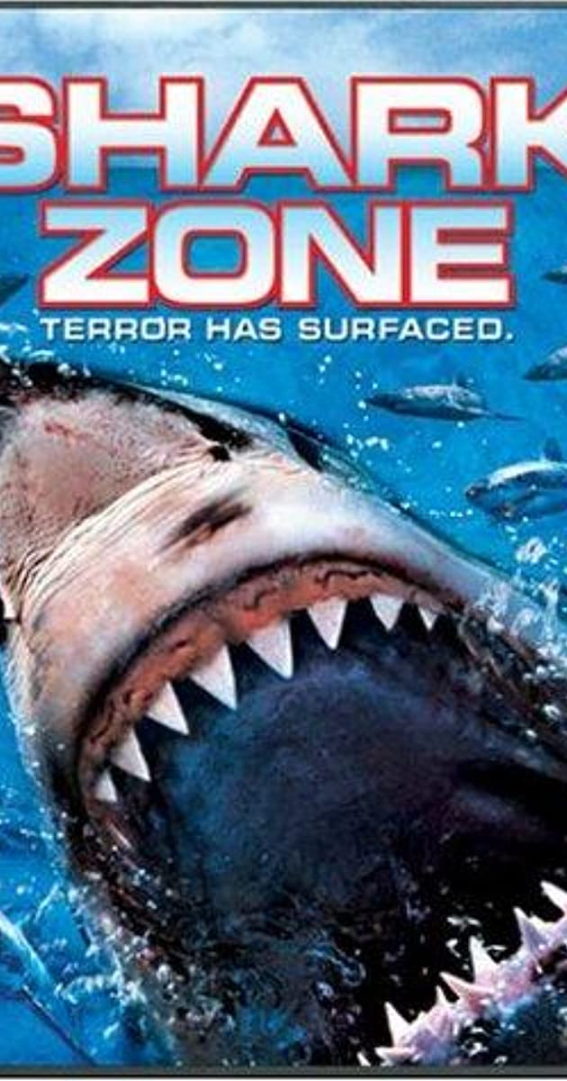 Shark Zone (Video 2003) - IMDb