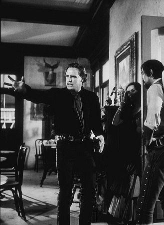 """One Eyed Jacks"" Dir. Marlon Brando 1961 Paramount"