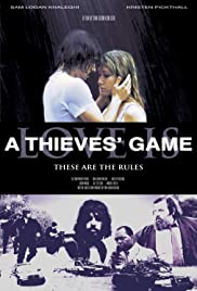Love Is a Thieves' Game Poster