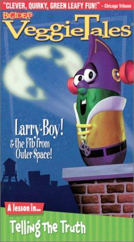 Larry-Boy! And the Fib from Outer Space!