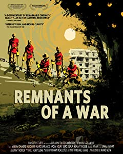 ipod movie watching Remnants of a War by [UltraHD]