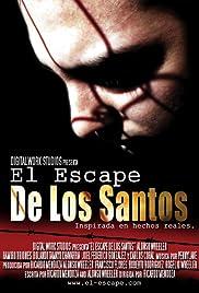El escape de los Santos Poster